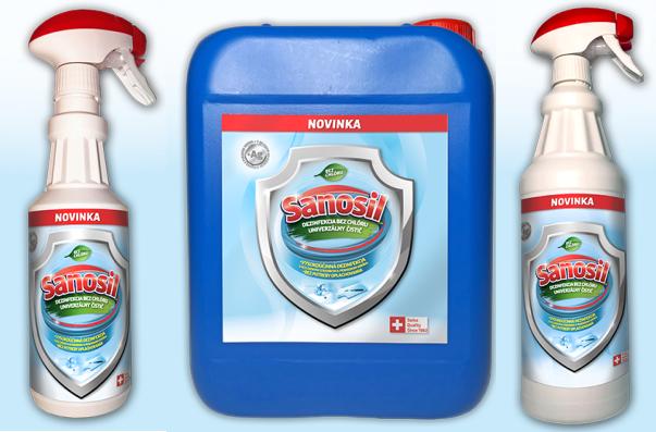 DETECTAIR - Dezinfekcia gastro prevádzky kuchyne, sanitárne zariadenia, umývateľné plochy proti vírusom, baktériám a plesni, 500g rozprašovač