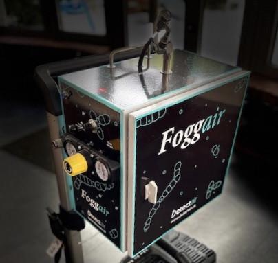 Mobilna dezinfekčná jednotka Foggair