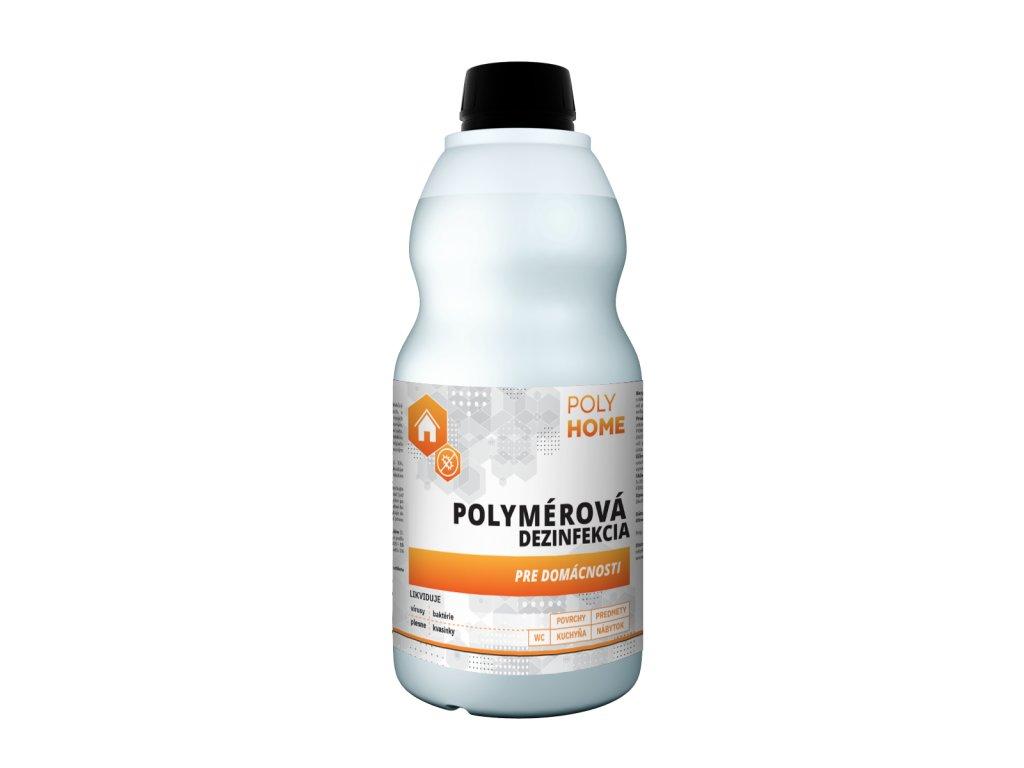 Polymérová dezinfekcia POVRCHOV  1 L