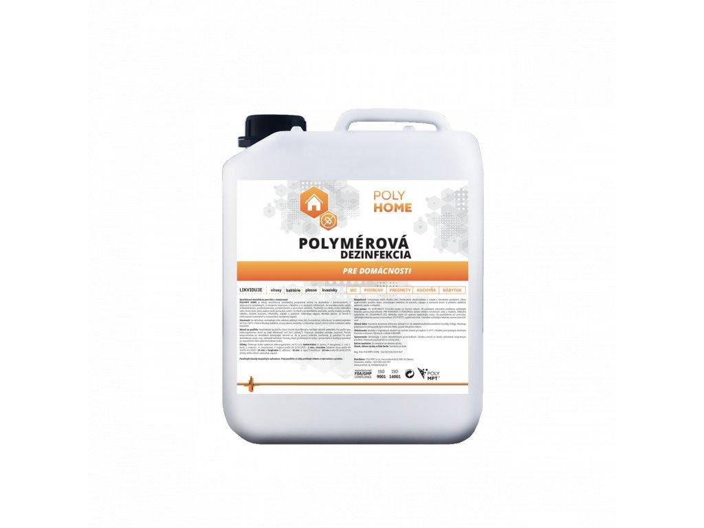 Polymérová dezinfekcia POVRCHOV 25 L